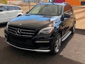 Mercedes-benz Clase M 5.5l Ml 63 Amg Mt
