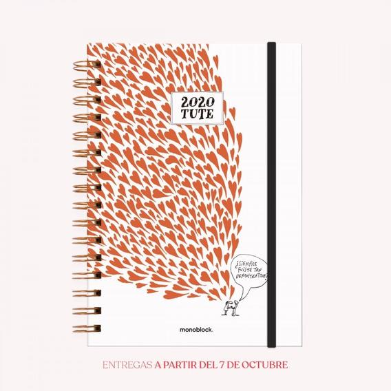 Agenda 2020 Tute Amor - A5 - Monoblock