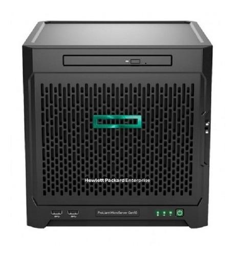 Hpe Proliant Microserver Gen10 Opteron X3421 2.1ghz 8gb Gige
