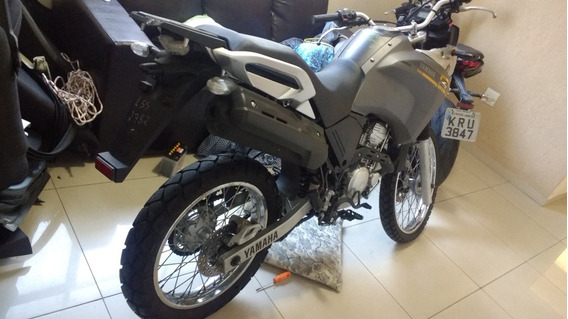 Sucata Para Peças Yamaha Ténéré 250 2016/2016 Zerada