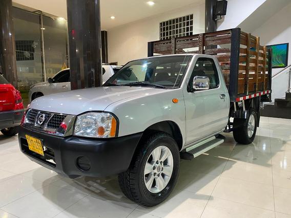 Nissan Frontier Estacas 2015