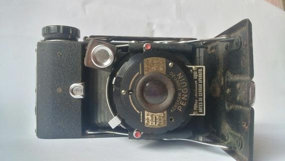 Antiga E Rara Câmera Fotográfica Kershaw-soho