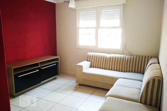 Apartamento Para Aluguel - Camaquã, 1 Quarto, 36 - 893053324