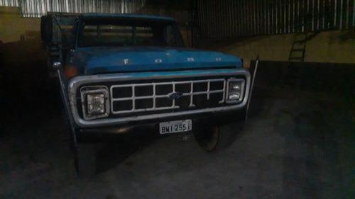 Imagem 1 de 15 de Ford 11000