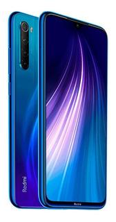 Xiaomi Redmi Note 8 4gb Ram/64gb Azul Neptuno