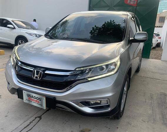 Honda Crv Exl 2016 Excelente Estado
