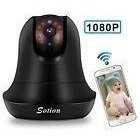 Sotion Baby Monitor, Ip Wifi Wireless Internet Network 1080p