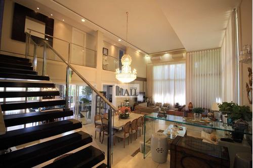 Casa À Venda No Condomínio Jardim Do Cedro Com 3 Quartos, 366m² - V7854