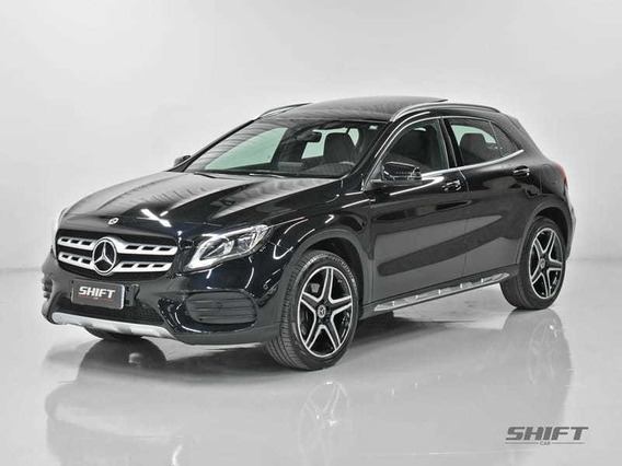 Mercedes-benz Gla 250 2.0 16v Turbo Sport 4p 2018