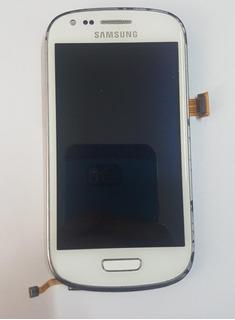 Módulo Lcd Display Samsung Galaxy S3 Mini I8190 Buen Estado
