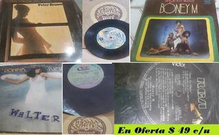 Poseo Más De 100 Discos Lp De Vinilo ¡¡¡super-oferta!!!