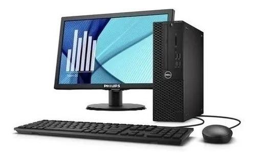 Dell Optiplex 7050 Intel® Core I5 6500 8gb Ssd 240gb+monitor