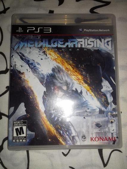 Metal Gear Rising Para Playstation 3