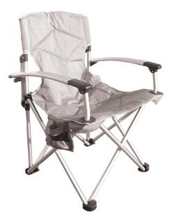 Sillon Director De Camping Plegable Broksol De Aluminio