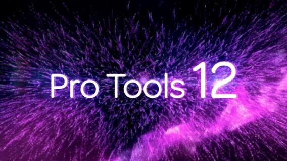 Pro Tools 12hd