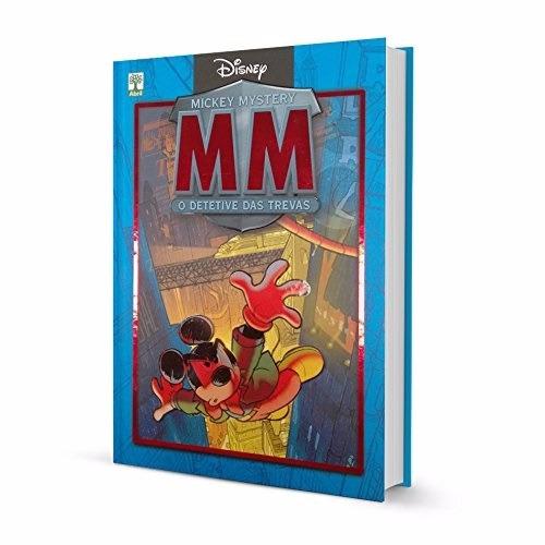 Hq - Mickey Mistery - Capa Dura