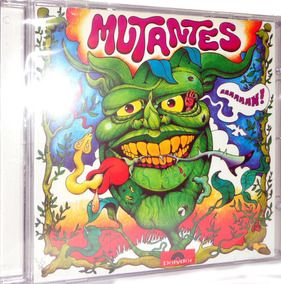 Cd Os Mutantes - Jardim Elétrico (1971) - Promoção Só 1 Un.