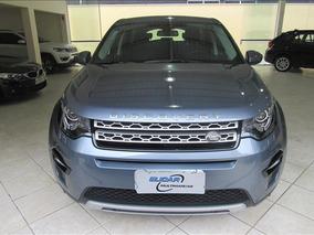 Land Rover Discovery Sport 2.0 16v D240 Biturbo Diesel Hse 4
