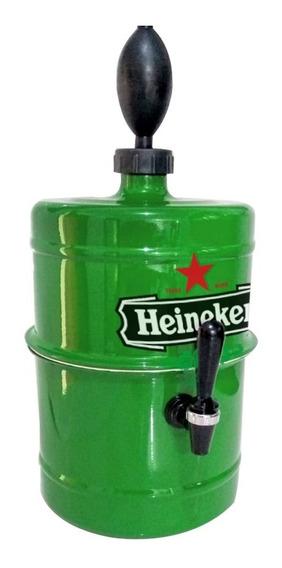 Chopeira Portátil 5,1 L P Cervejas - A Gelo - Heineken
