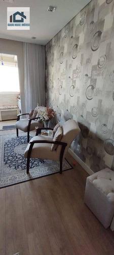 Imagem 1 de 30 de Apartamento Com 3 Dormitórios À Venda, 71 M² Por R$ 475.000,00 - Vila Augusta - Guarulhos/sp - Ap0959