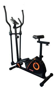 Sport Maniac Elíptico Combinado Bicicleta Semikon Te379hp/1a