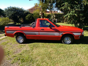 Ford Pampa Gl 1.8 Ap - Gas. -