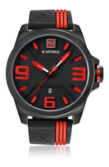 Relógio Naviforce Masculino Modelo 9098 Original