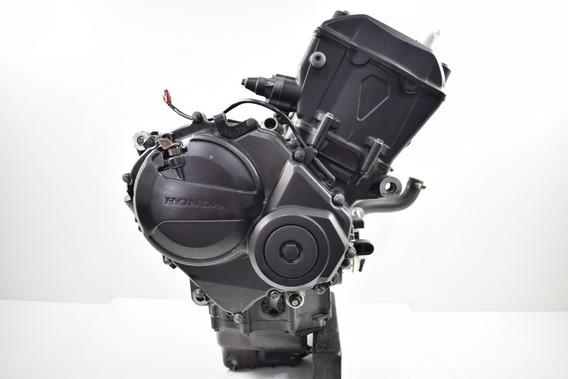 Motor Cb 600f Hornet Cbr 08/09/10/11/12/13/14 Baixa/nota