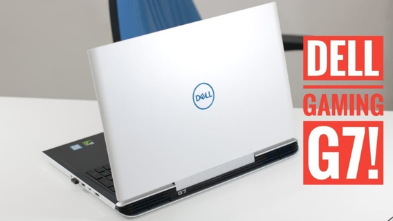 Notebook Gaming G7 Intel Core 8 I5 1050ti 16gb 256gb Ssd