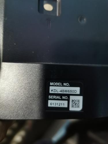Imagen 1 de 4 de 7 Tiras Leds Para Sony Kdl-48w650d