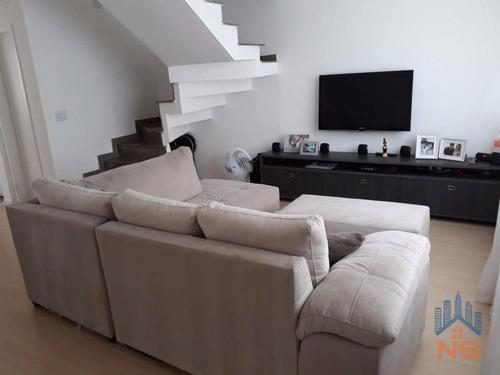 Imagem 1 de 18 de Casa Com 3 Dormitórios À Venda, 110 M² Por R$ 605.000,00 - Vila Do Castelo - São Paulo/sp - Ca1119