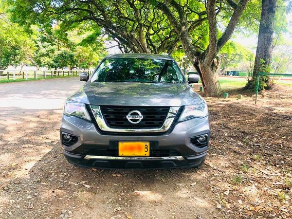 Nissan Pathfinder Exclusive 3,5 Cc Como Nueva