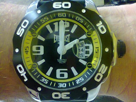Relógio Everlast - Lindo E Impecável!!!