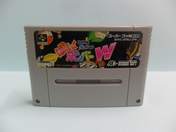 Super Bomberman - Panic Bomber W - Original