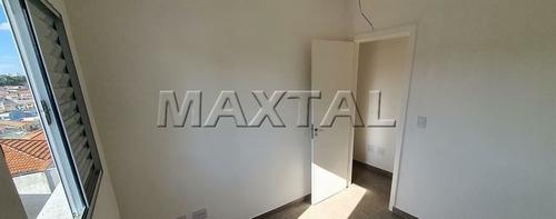Imagem 1 de 15 de Apartamento  Novo No Imirim - Mi85244