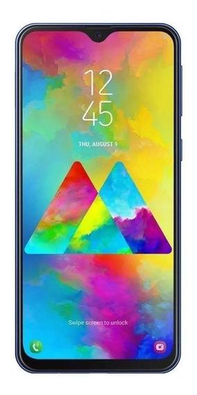 Samsung Galaxy M20 Dual SIM 32 GB Azul océano 3 GB RAM