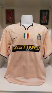 Camisa Futebol Juventus Nike 2003 Thuram