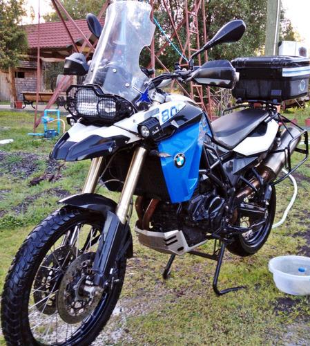 Moto Bmw F800gs Trophy Modelo Exclusivo, Año 2013