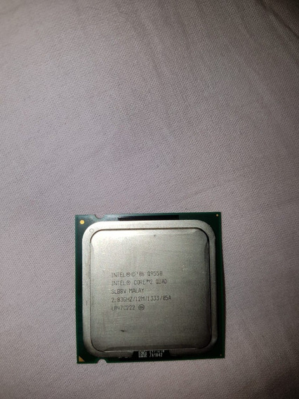 Processor Intel Core 2 Quad Q9550
