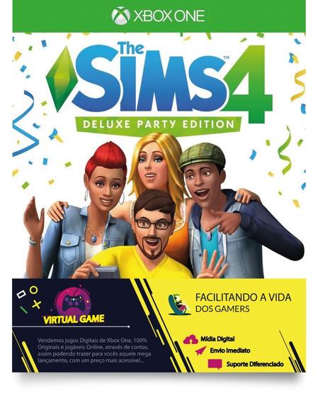 The Sims 4 - Jogo Xbox One - Midia Digital + Brinde