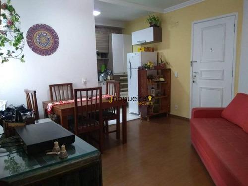 Apartamento Com 2 Dormitórios À Venda, 48 M² Por R$ 285.000,00 - Jardim Marajoara - São Paulo/sp - Ap11879