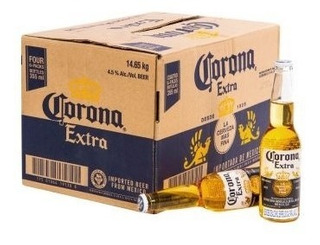 Cerveza Corona 355ml Oferta Imperdible!!!