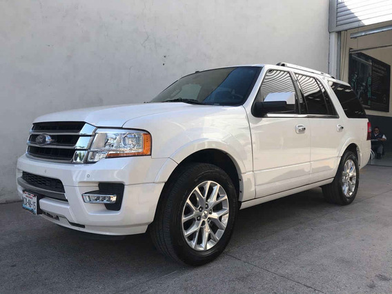 Ford Expedition 2017 5p Limited V6/3.5/bt Aut