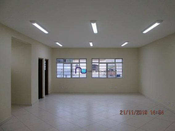 Galpão Para Alugar, 430 M² Por R$ 10.000/mês - Vila Anastácio - São Paulo/sp - Ga0818