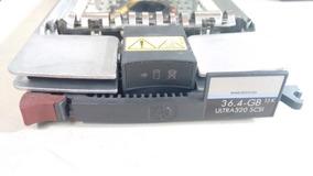 Kit 5 Peças Gaveta Hp Para Hd Ultra320 Scsi 36.4-gb 15k
