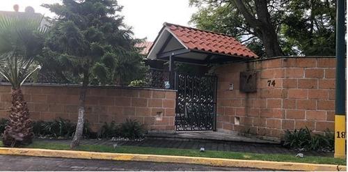 Imagen 1 de 3 de Lomas De Valle Escondido Casa Venta Atizapan Estado De Mexic