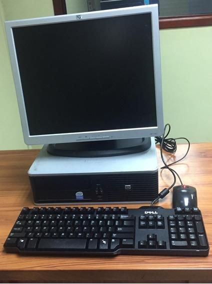 Computadora Dual Core, 4 Gb De Ram, 160 Disco Duro
