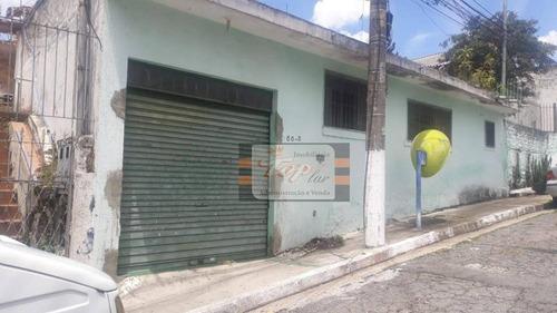 Terreno À Venda, 625 M² Por R$ 1.200.000 - Vila Palmeiras - São Paulo/sp - Te0093