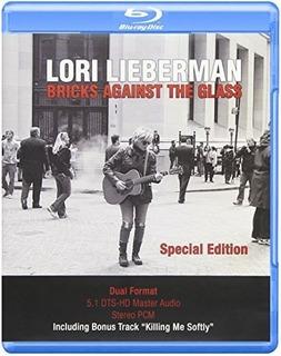 Lori Lieberman Bricks Against The Glass Blu-ray Uk Import