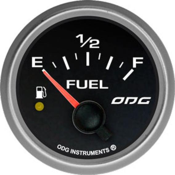 Indicador Odg Evolution Fuel Level Nível Combustivel 52mm